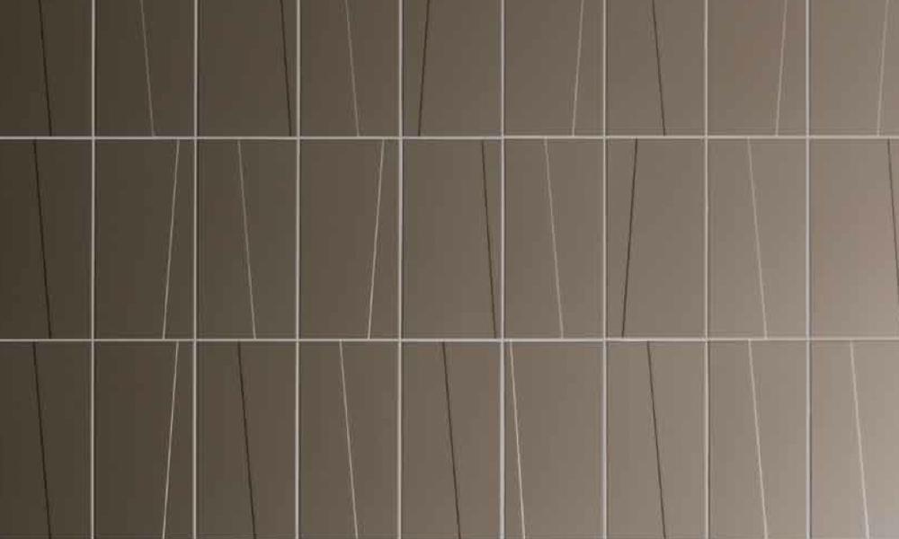Brown Tile Earth Tones Tile Backsplash Bath Design Ideas Pictures To